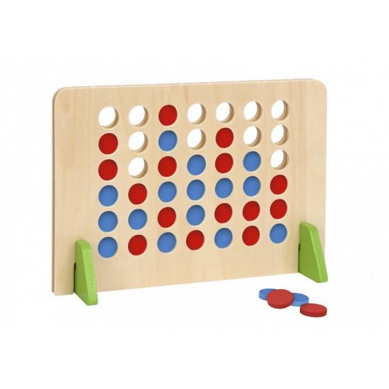 Wooden score 4